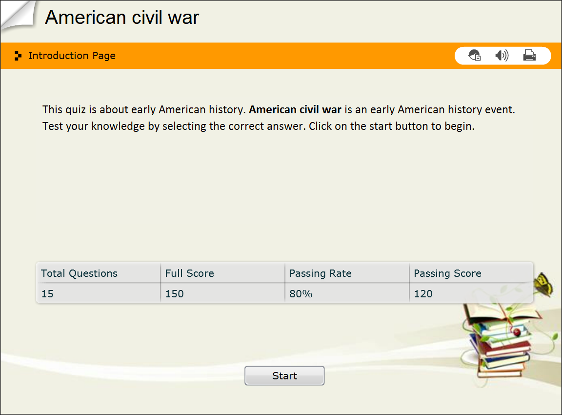 American civil war quiz questions and answers for 8th grade